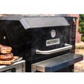 Masterbuild digital charcoal grill smoker gravity fed 1050