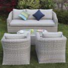 Sepino 3 seat sofa set