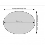 Double pod hanging chair