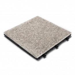 Natural granite decking tile pack of 6