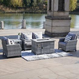 Venise firepit sofa set