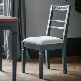 Bronte storm dining chair