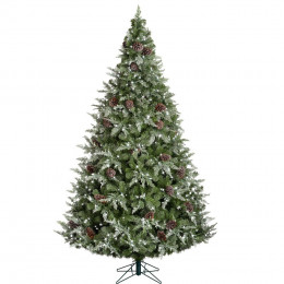 8ft premium fraser fir artificial christmas tree