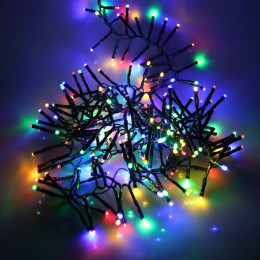 1000 multi led tree brights