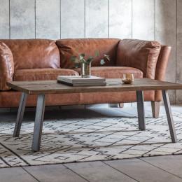 Rustic camden coffee table