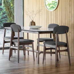 Barcelona urban 1 6m dining table
