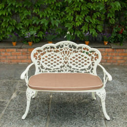 Victoria cream bench