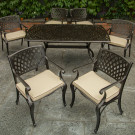 Fitzhenry 6 seater garden set