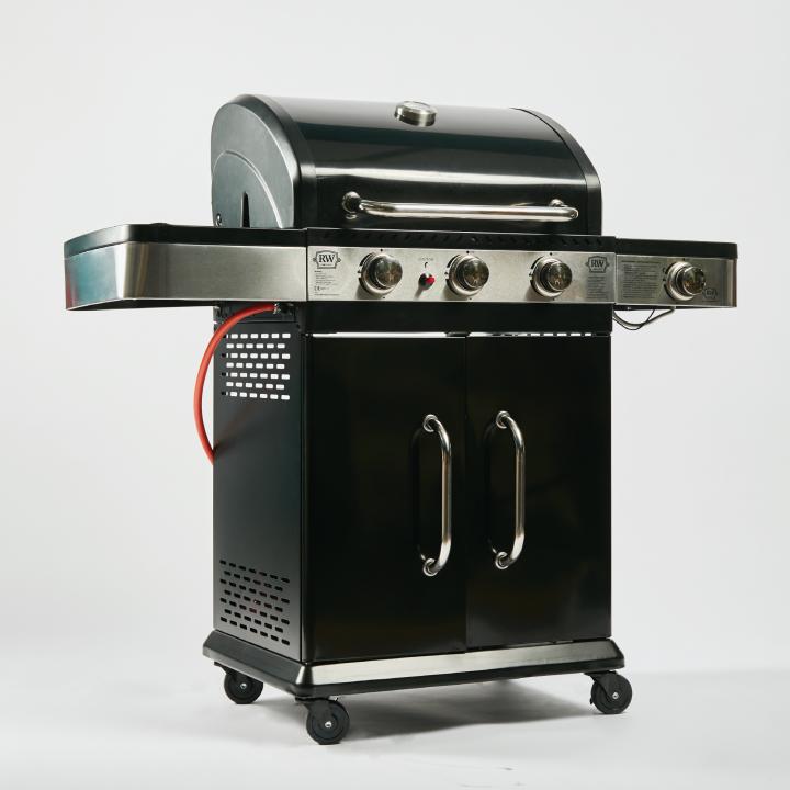 Rw brand bbq 3b with side burner
