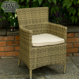 Dumont rattan chair