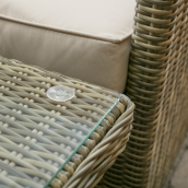 Dumont sofa dining set with adjustable table