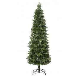 7ft premium glacier slim artificial christmas tree