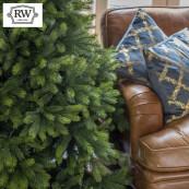 7ft premium icelandic pine artificial christmas tree
