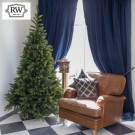 8ft premium icelandic pine artificial christmas tree