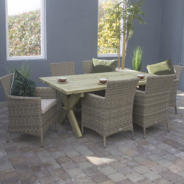 Marlow 6 seater set