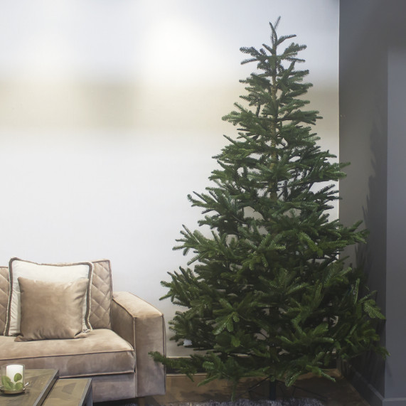 8ft premium noble fir artificial christmas tree
