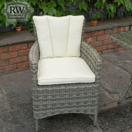 Oxford rattan chair