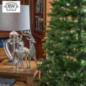 6 5ft premium slim scots pine artificial christmas tree