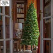 7 5ft premium slim scots pine artificial christmas tree