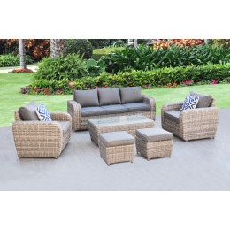 Melbourne sofa set