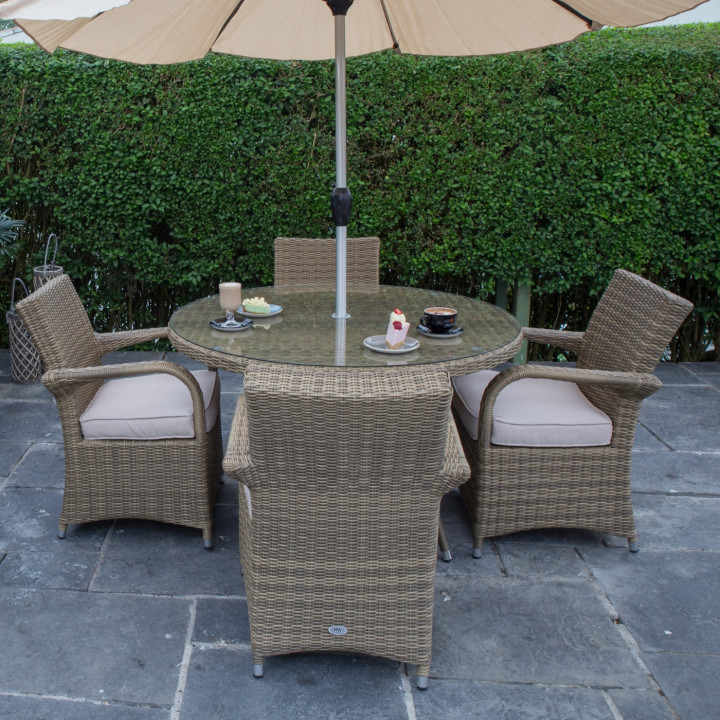Chester 4 seater set