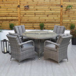 Giardina 4 seater set