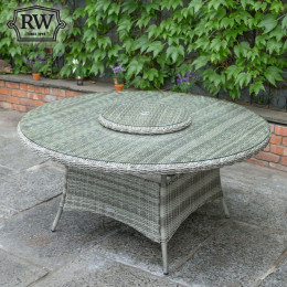 Round dining table 170cm