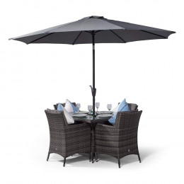 Sahara 4 seater set with ice bucket