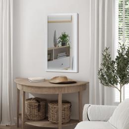 Mirror white 40cmx80cm