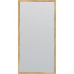 Mirror solid oak 40cmx80cm