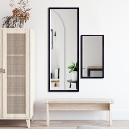 Mirror black 40cmx120cm