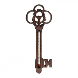 Thermometer key
