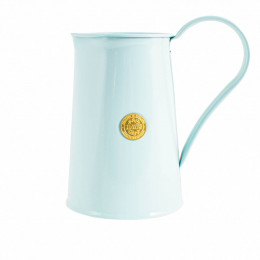 The classic jug in duck egg blue