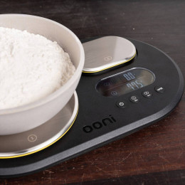 Dual platform digital scales