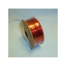 Red wire on reel